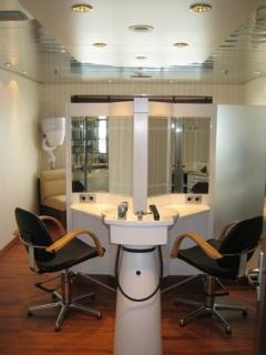MS Hanseatic - Friseursalon